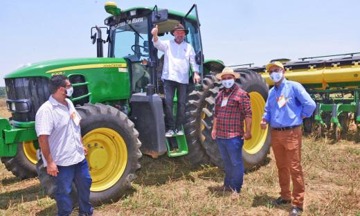 Para o Governador, a aprovação desta propositura vai simplificar várias atividades voltadas ao agronegócio