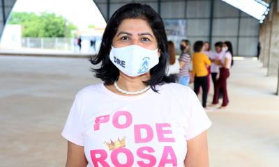 A diretora regional de Educação, Maria Nunes, apontou que a conclusão da obra é bastante esperada pela comunidade
