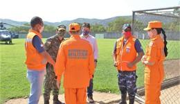 Operação Integrada de fiscalização reúne órgãos de segurança, fiscalização e combate para ações contra as queimadas