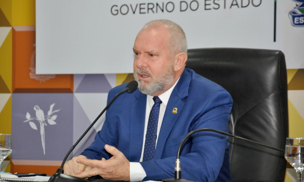 Governador Mauro Carlesse reforça que as medidas de segurança em saúde devem ser observadas por todos - Aldemar Ribeiro-Governo do Tocantins.jpg