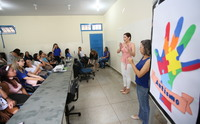 Outros 50 professores da rede estadual ingressaram na primeira turma da especialização em TEA-TDIC em junho deste ano e já estão produzindo tecnologias para serem trabalhadas em sala de aula com alunos autistas - Elias Oliveira/Governo do Tocantins
