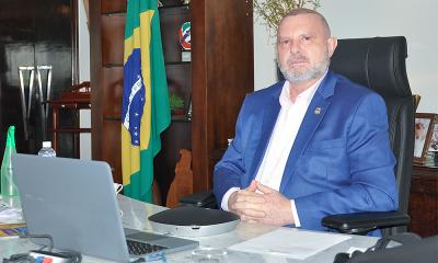 Governador Mauro Carlesse destaca que medidas de segurança em saúde devem ser seguidas por toda comunidade escolar
