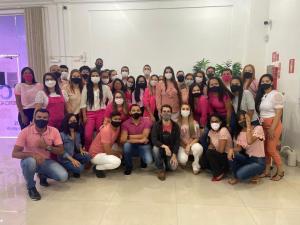 Servidores da sede em Palmas