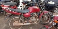 Motocicleta roubada é recuperada pela Polícia Civil em Pedro Afonso