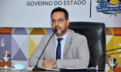 Secretário da Administração, Bruno Barreto, destacou o agradecimento do governador Mauro Carlesse aos mais de 50 mil servidores estaduais