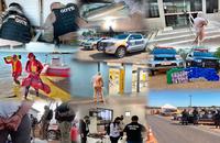 Atuação das Forças de Segurança Pública do Tocantins resultou em queda da criminalidade no Estado