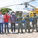 O evento contou com a presença do deputado federal Carlos Henrique Gaguim; do deputado estadual Olyntho Neto; produtores rurais e auxiliares do Governo.