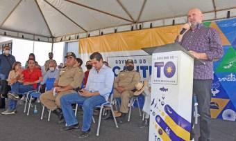 Governador Mauro Carlesse lança Patrulha Rural e dá início à Operação Campo Seguro, em Gurupi