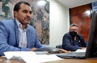 """Vice-governador Wanderlei Barbosa destacou o plano """"Tocantins 20-40 - Estratégia para um Tocantins Competitivo e Sustentável"""" apresentado pelo Estado durante a COP 25"""