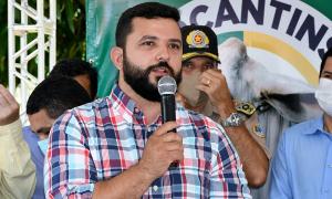 Titular da Seagro e presidente do Ruraltins, Thiago Dourado, comentou sobre a retirada gradual da vacina nos rebanhos do Estado - Washington Luiz/Governo do Tocantin