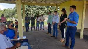 Equipe do Governo do Tocantins orienta sobre linha de crédito de até R$ 200 mil para cultivo de tilápia