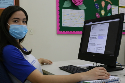 O programa visa reduzir os impactos causados pela pandemia com a evasão escolar
