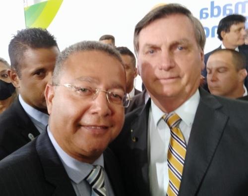 Tom Lyra convidou Jair Bolsonaro para conhecer as belezas do Tocantins