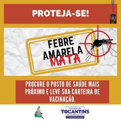 Campanha ao combate da Febre Amarela (01)