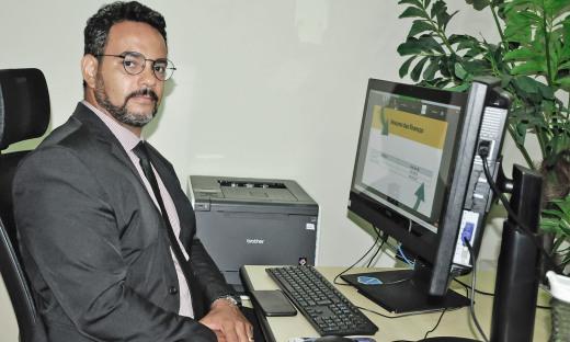 Secretário da Administração, Bruno Barreto, participa do 116º edição do FórumConsad