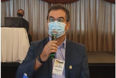 Presidente do Detran/TO participa do  68° Encontro da Associação Nacional dos Detrans