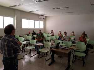 Servidores do Naturatins da Regional de Gurupi  recebem treinamento sobre novo sistema