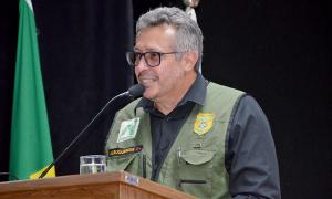 O presidente do Naturatins, Sebastião Albuquerque ressaltou o trabalho dos brigadistas que estiveram na linha de frente contra as queimadas