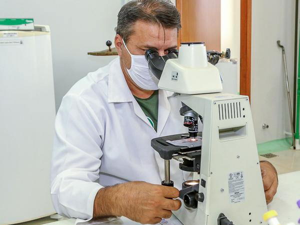 Cientista tocantinense, Raimundo Wagner desenvolveu projeto científico de bioinseticida com apoio do Governo por meio da Fapt