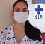 Enfermeira Elaine Dias da Silva é uma das profissionais que participa das trocas de saberes do projeto. Luciana Barros/Governo do Tocantins