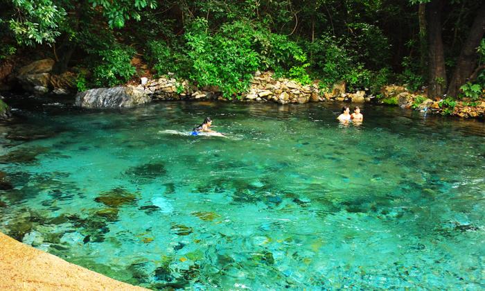 Rio Azuis, em Aurora do Tocantins, é retratado no vídeo premiado