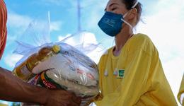 Cerca de 450 mil famílias já foram atendidas pelo Governo do Tocantins com a entrega de cestas
