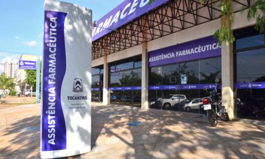 Medicamentos adquiridos pelo Tocantins visam atender pacientes do Componente Especializado da Assistência Farmacêutica