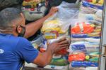 Governo do Tocantins atende Centros de Referência de Assistência Social da região Sul com cestas básicas