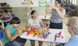 Curso é aberto para professores que já atuam na educação especial e para quem pretende trabalhar na área