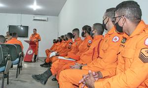 Novos instrutores do Corpo de Bombeiros se formaram em cerimônia nessa terça, 1º de dezembro
