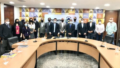 Governo do Estado recepcionou os executivos da Nutrien, o objetivo é atrair novos investimentos para o Tocantins