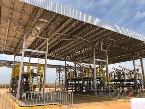 A Petronac aportou mais de R$ 40 milhões em investimento no novo terminal de distribuição de combustíveis, localizado no distrito de Luzimangues, em Porto Nacional.
