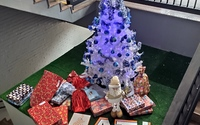 Os servidores da Agência de Tecnologia da Informação (ATI) participaram pelo segundo ano da campanha Papai Noel dos Correios e 60 cartas foram adotadas