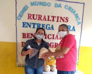 Ruraltins de Pedro Afonso executa última ações do Programa de Aquisição de Alimentos