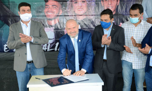 Governador Mauro Carlesse entregou o Centro de Treinamento e Capacitação em Tecnologias Agropecuárias e Extensão Rural -