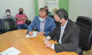 Relevantes parcerias nos âmbitos municipais, estadual e federalforam oficializadas para qualificar as ações previstas do Ruraltins