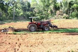 Governo está com projeto pré-aprovado para a aquisição de 36 tratores agrícolas /fito ilustrativa