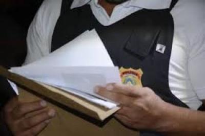 Polícia Civil cumpre mandado de prisão contra homem suspeito de roubo à mão armada em Colmeia