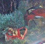 Série de acidentes de trânsito ocorreu final de semana em Palmas e em outras localidades, necessitando da intervenção do Corpo de Bombeiros Militar