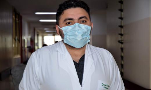 Coordenador de enfermagem, Genivaldo de Sousa, ressalta a importância do projeto