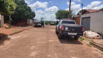 Polícia Civil localiza corpo enterrado em Paraíso