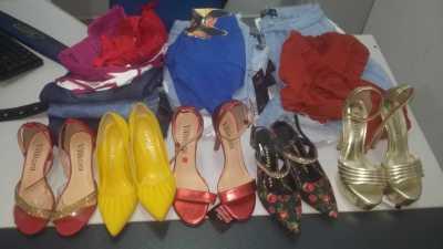 Polícia Civil recupera produtos furtados e identifica suspeitos que se passavam por clientes para cometer furtos em lojas da região sul de Palmas