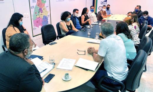 Tom Lyra propõe a realização da segunda edição do evento 'Roteiros do Tocantins: Conhecendo as Serras Gerais'