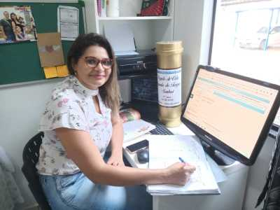 Professora Normacelia disse que o foco foi ajudar os estudantes a terem uma rotina de estudos