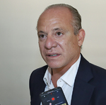 Secretário de Ambiente de Negócios eCompetitividade do Ministério da Economia, Jorge Luiz de Lima, durante encontro com o Governador