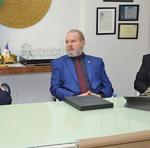 Durante encontro com Governador, foram debatidas formas de apoiopara viabilização de projetos estruturantes para o Tocantins