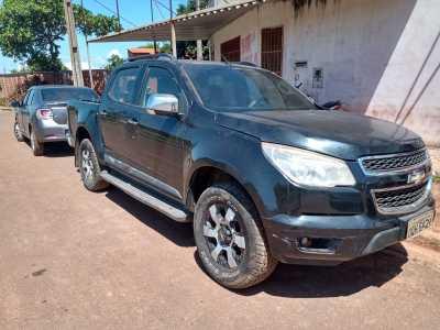 Veículo clonado e adulterado é apreendido pela Polícia Civil em Palmas