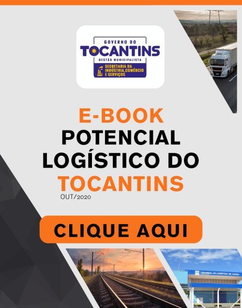 Potencial Logístico do Tocantins