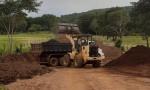 Serviços devem facilitar a trafegabilidade da rodovia e encurtar o trajeto até a BR-153