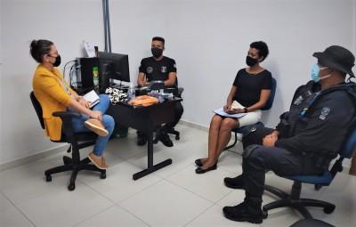 A Seciju visitou a promotoria de Gurupi para apresentar o  Programa Novo Tempo e outros projetos